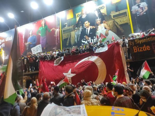 Türkiye, Filistin için sokaklara döküldü - Sayfa 3