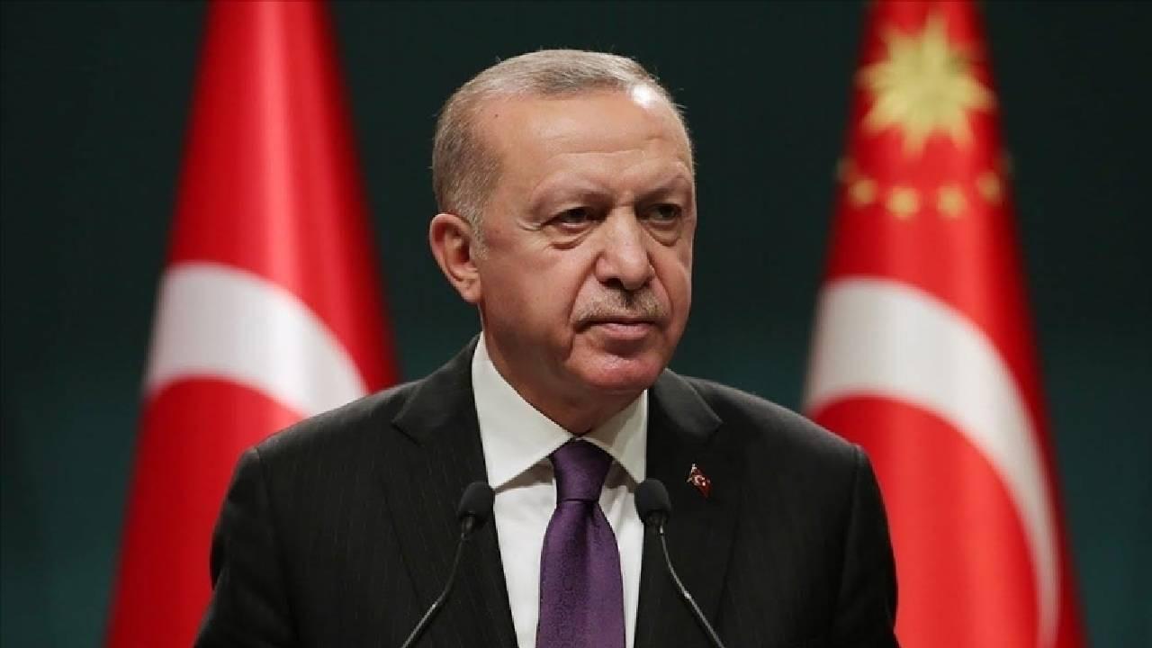 Cumhurbaşkanı Erdoğan'dan Filistin için çağrı