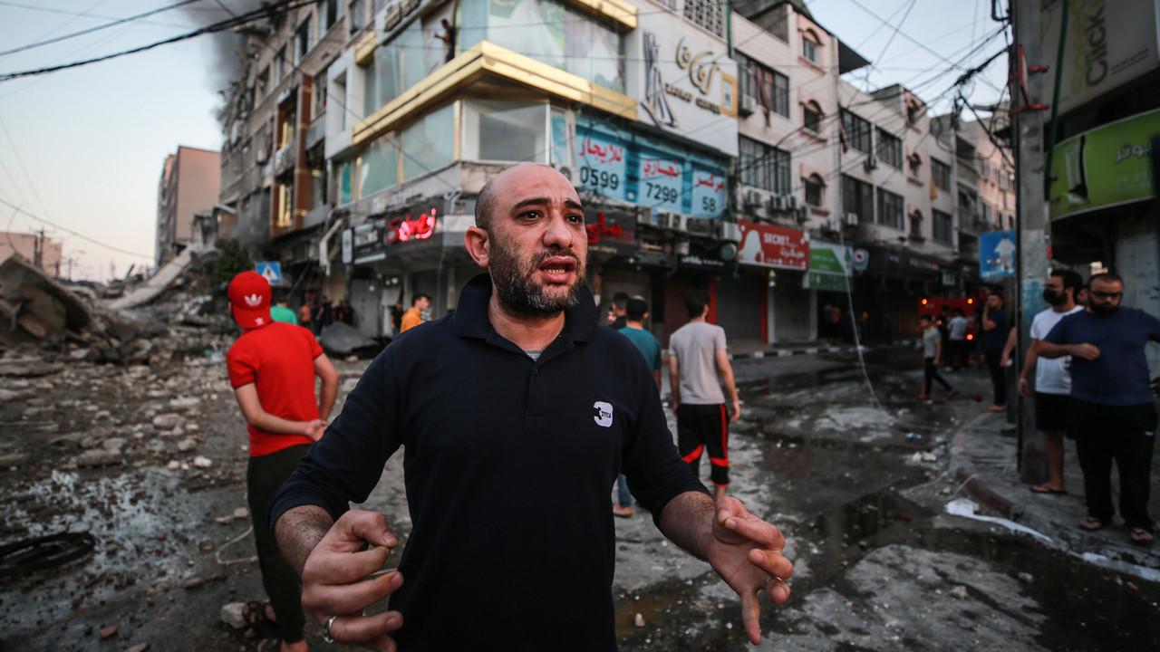 İsrail'in Gazze Şeridi ve Batı Şeria'daki saldırılarında şehit sayısı 120'a yükseldi