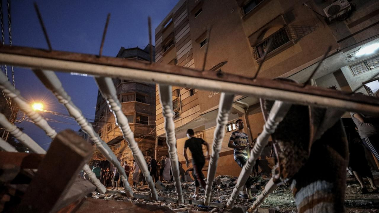 Dışişleri Bakanlığı'ndan İsrail tepkisi!