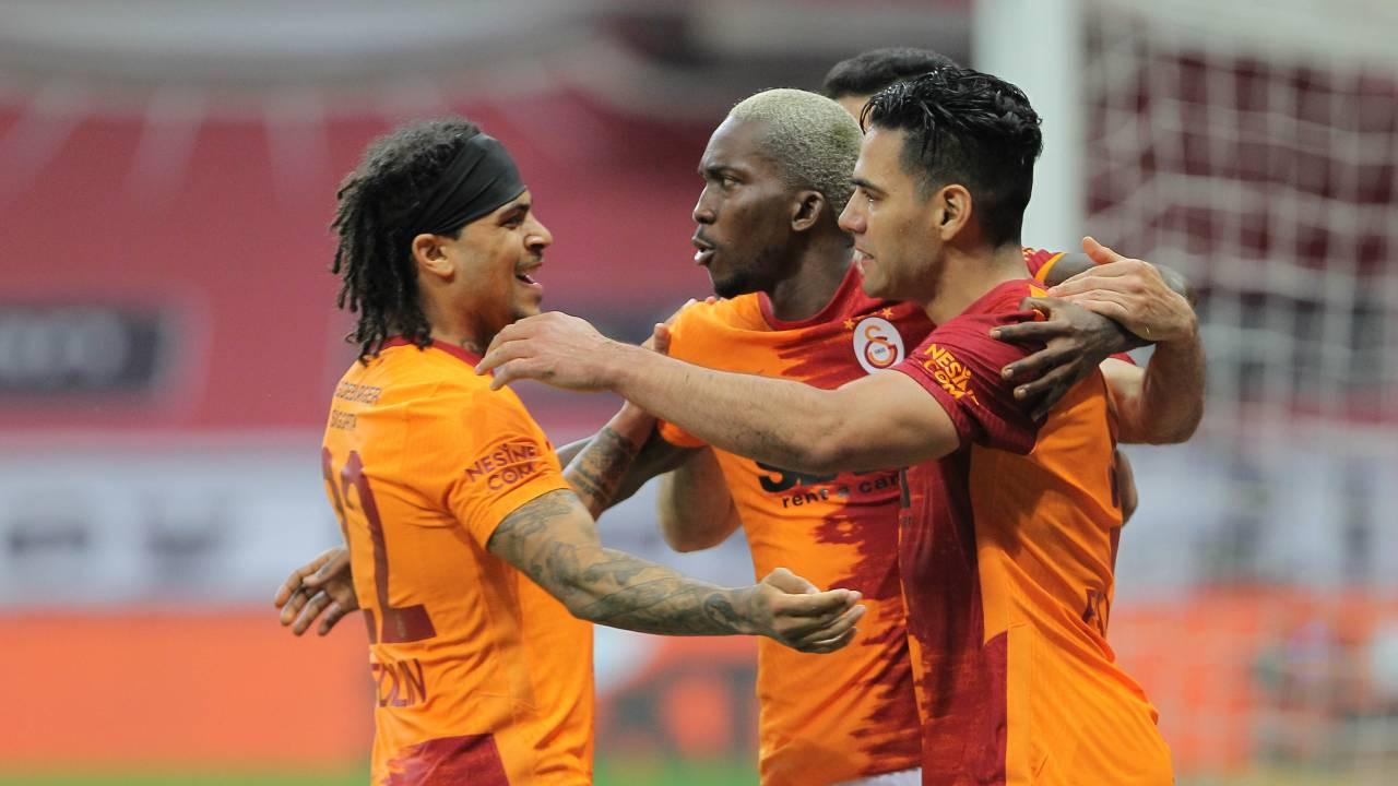 Galatasaray fark için sahaya çıkacak: İşte ilk 11