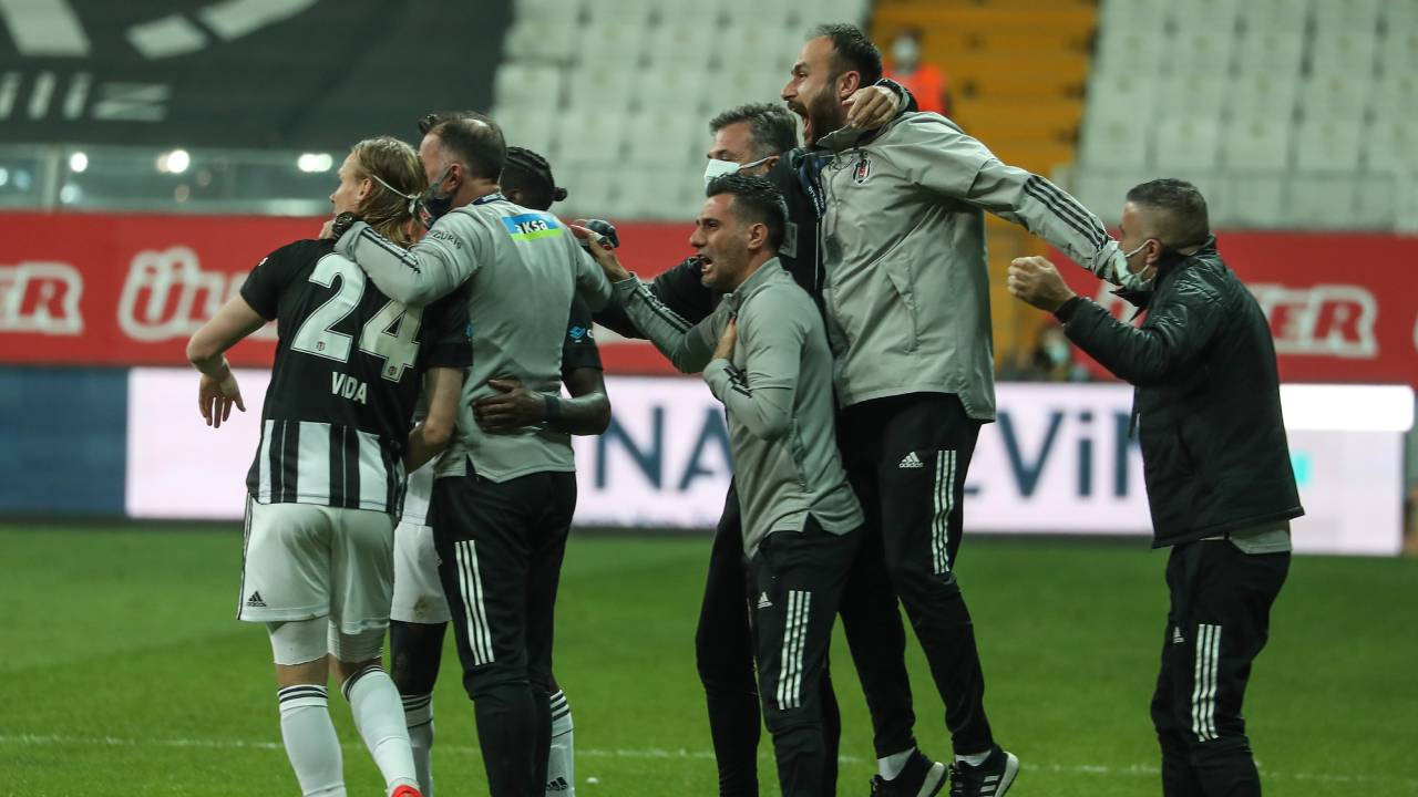 İşte Beşiktaş'ın Göztepe 11'i: Belli oldu