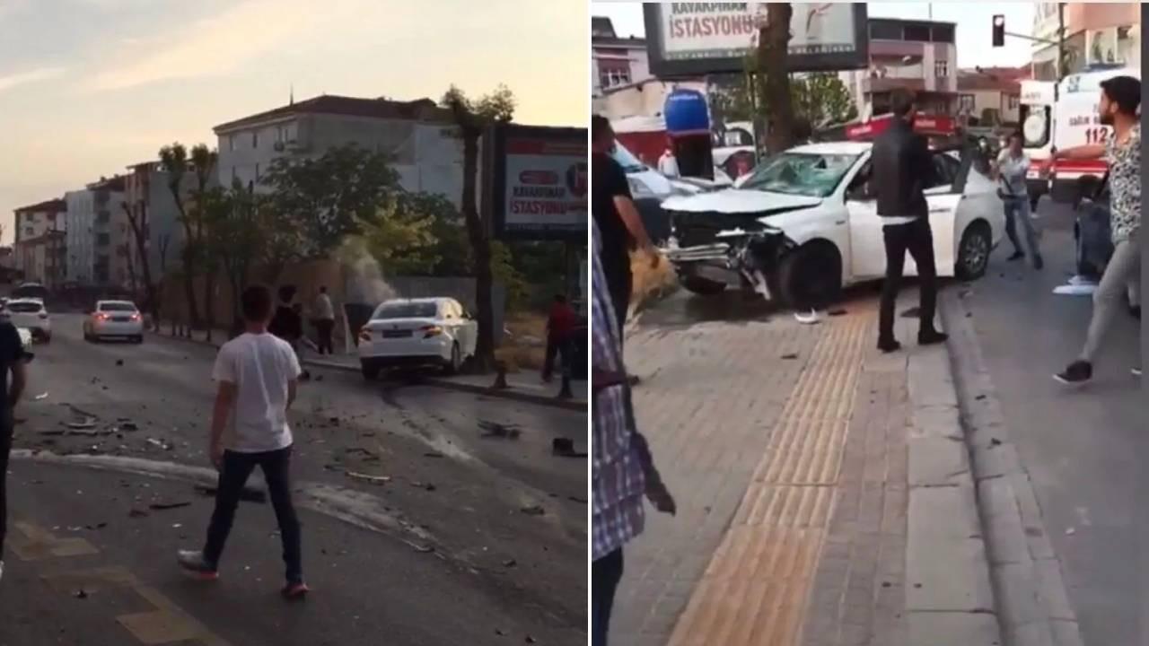 İstanbul'da drift meydan muharebesi