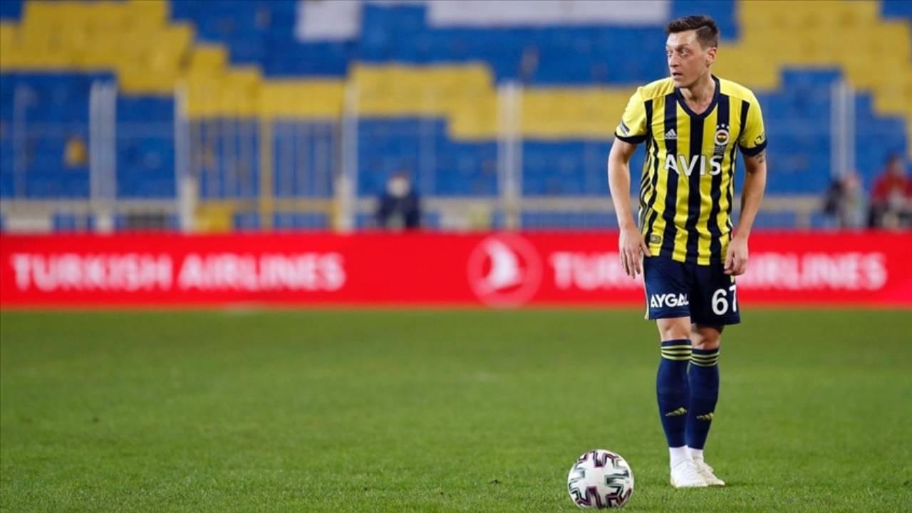 Fenerbahçe'de flaş Mesut Özil iddiası!