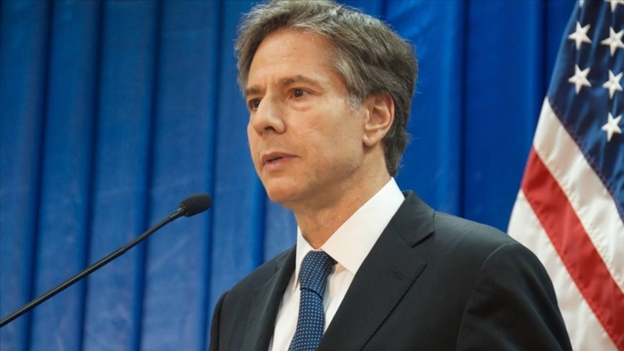ABD Dışişleri Bakanı Blinken'dan Filistin diplomasisi