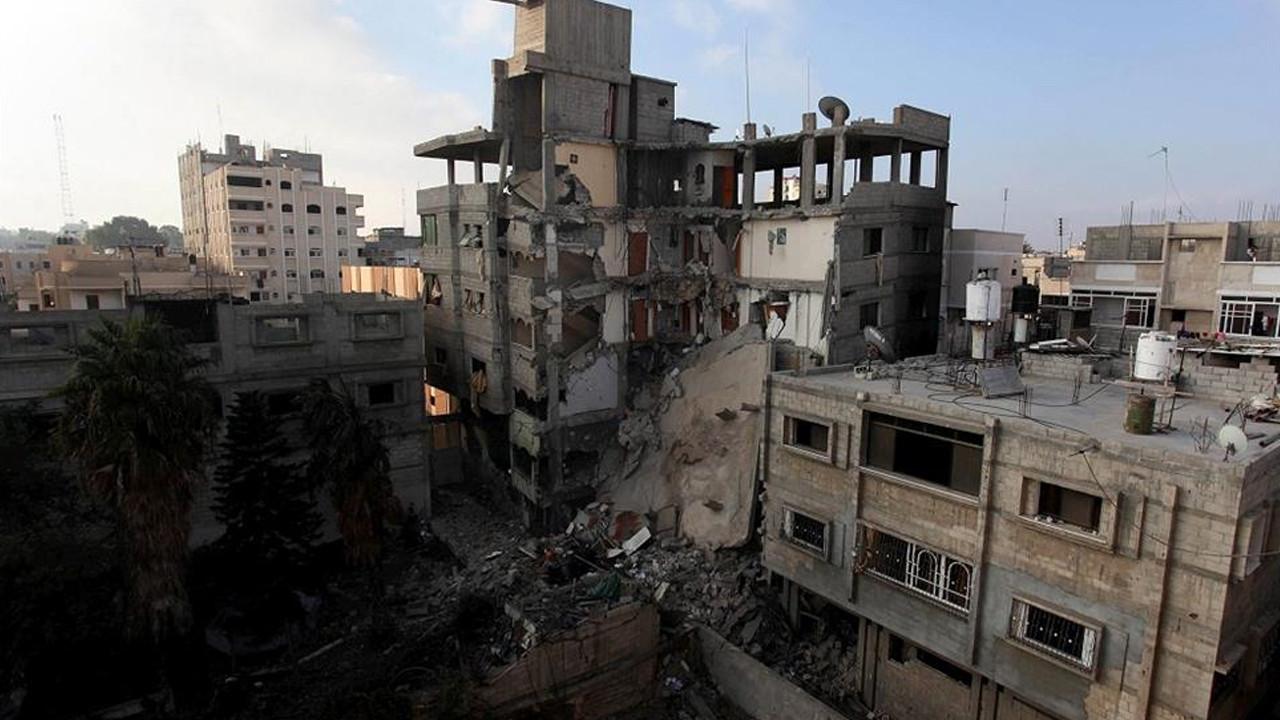 İsrail'in yıktığı Gazze'yi Mısır inşa edecek