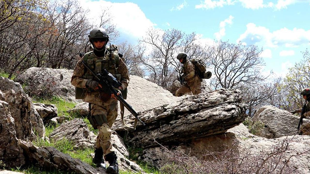 Diyarbakır Lice kırsalında yapılan operasyonda 2 terörist daha etkisiz hale getirildi