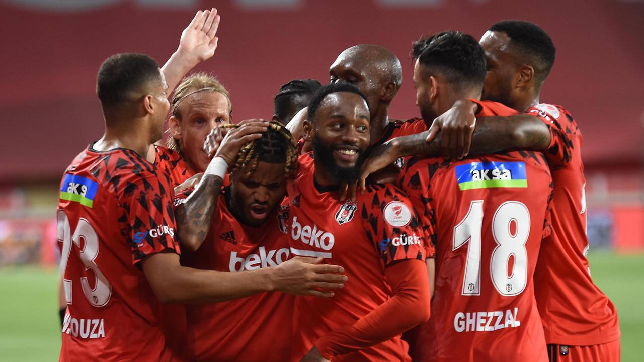 Ziraat Türkiye Kupası'nı Beşiktaş kazandı