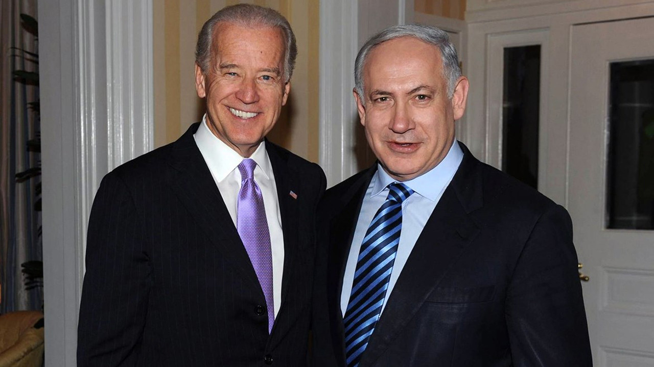 "Biden'dan Netanyahu'ya ""ateşkes"" telefonu"