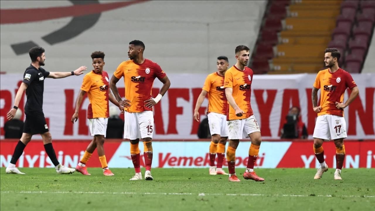 Galatasaray'da 10 yıl sonra bir ilk!