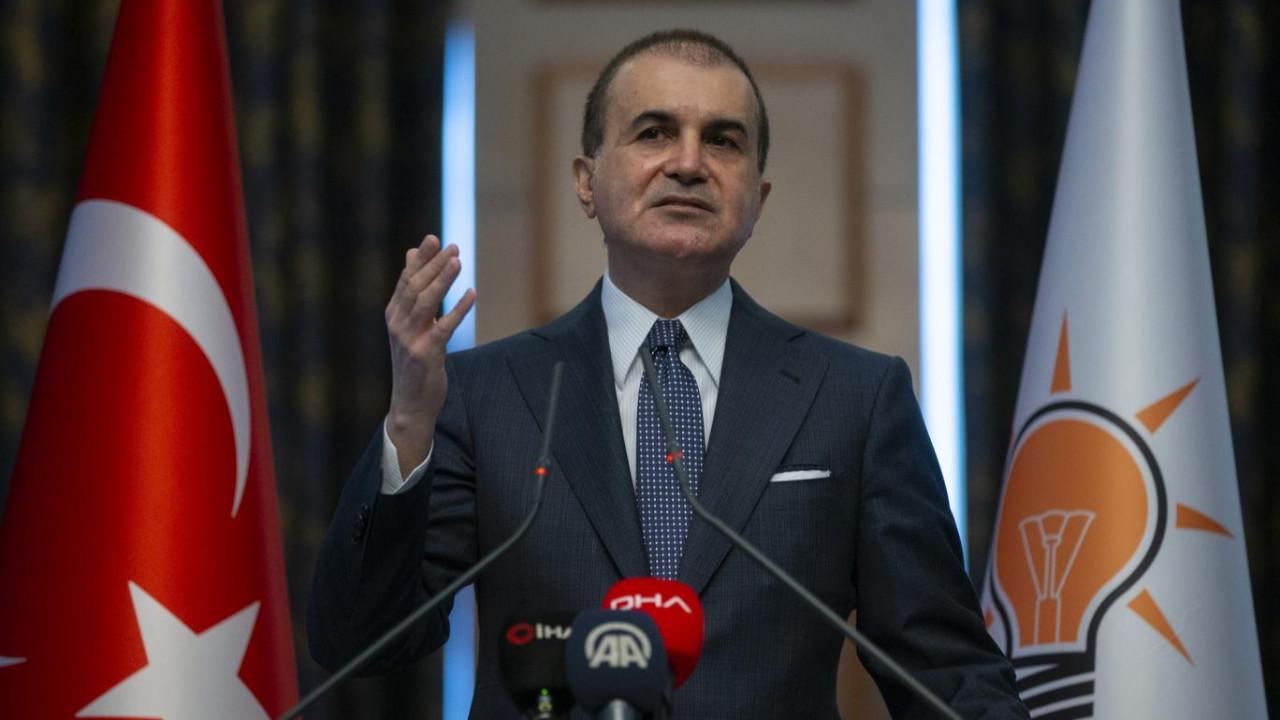 AK Partili Çelik'ten ABD Dışişleri Bakanlığı'na kınama