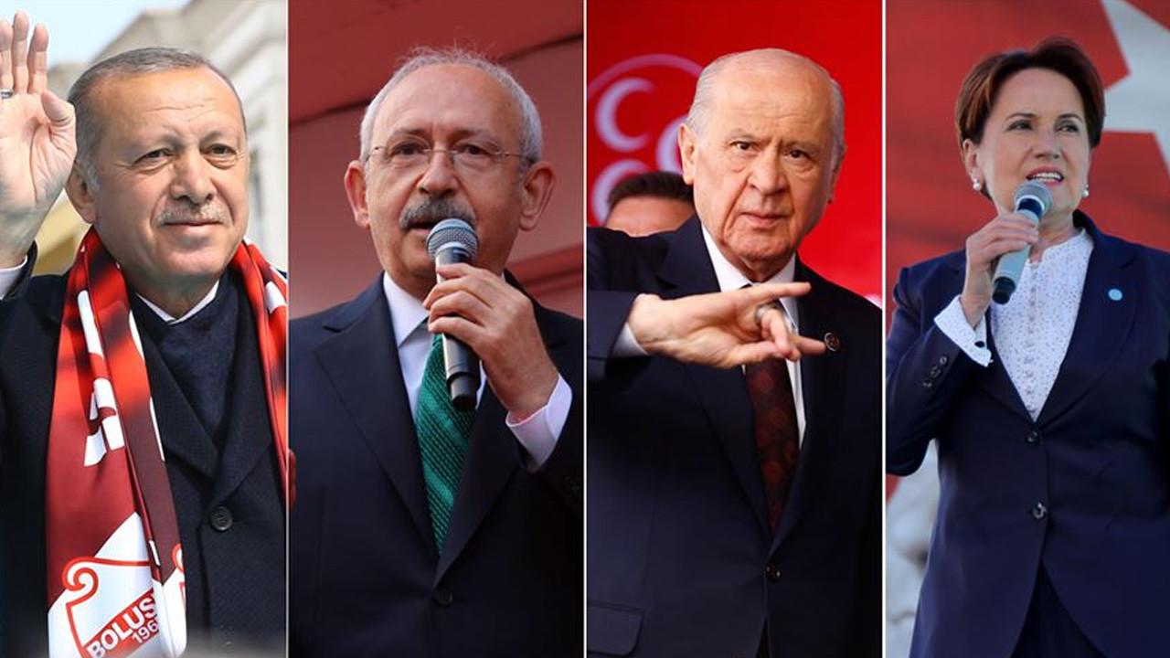 Son anket sonuçları yayınlandı; İşte Türkiye'de en beğenilen siyasi parti lideri