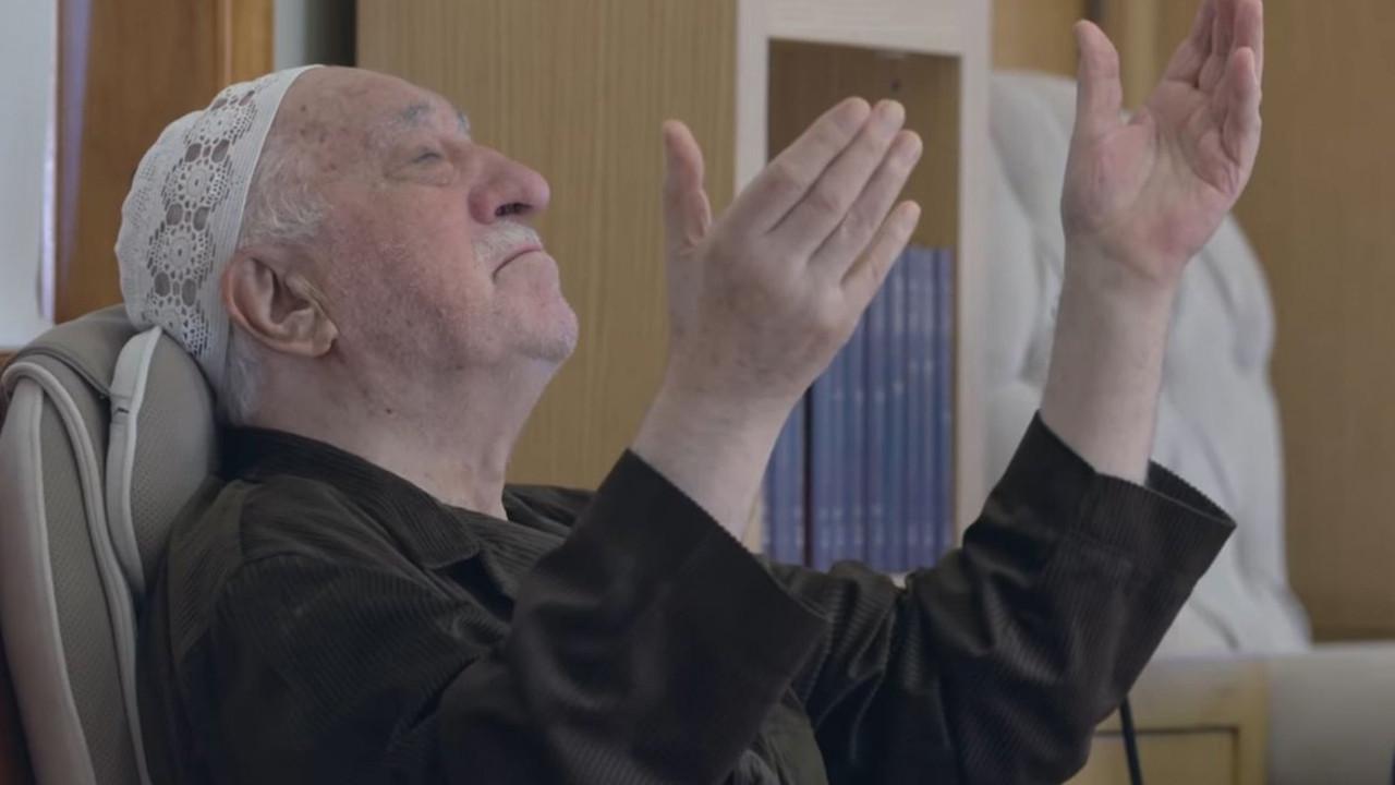 İşte FETÖ elebaşı Fetullah Gülen'in son görüntüsü; Bitkin durumda