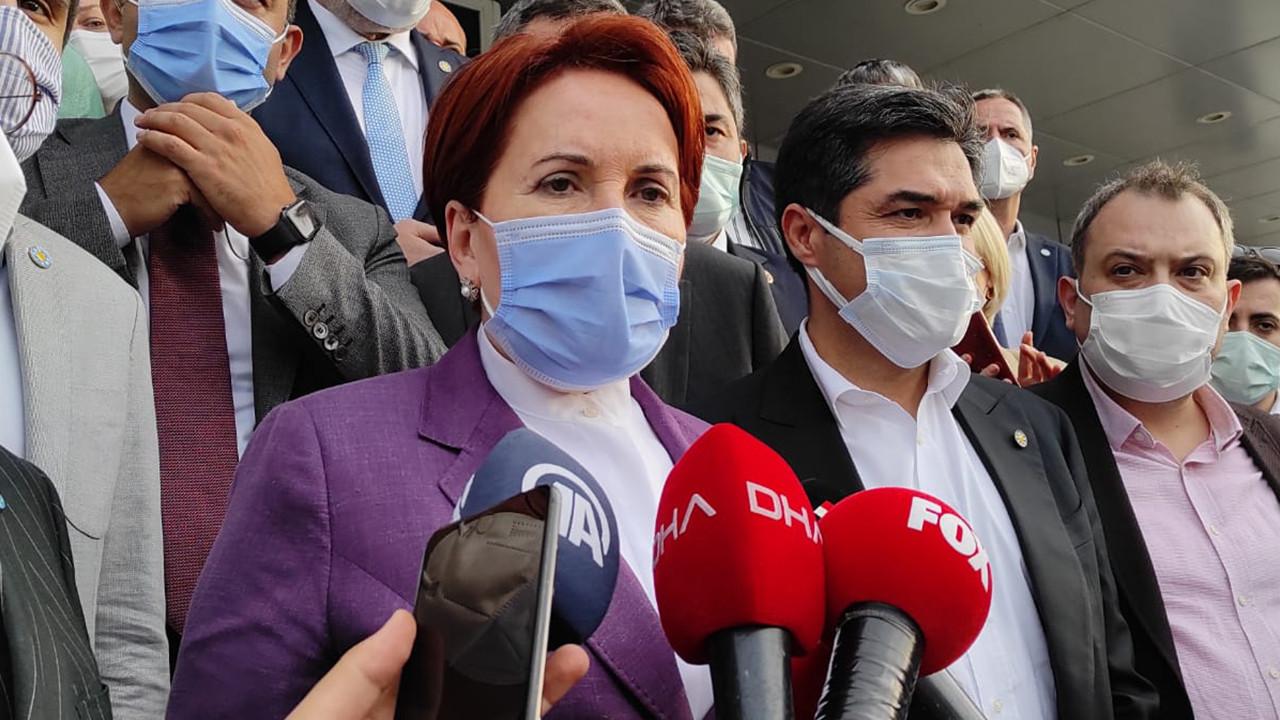 Meral Akşener, Rize'de yaşanan gerginlik hakkında konuştu