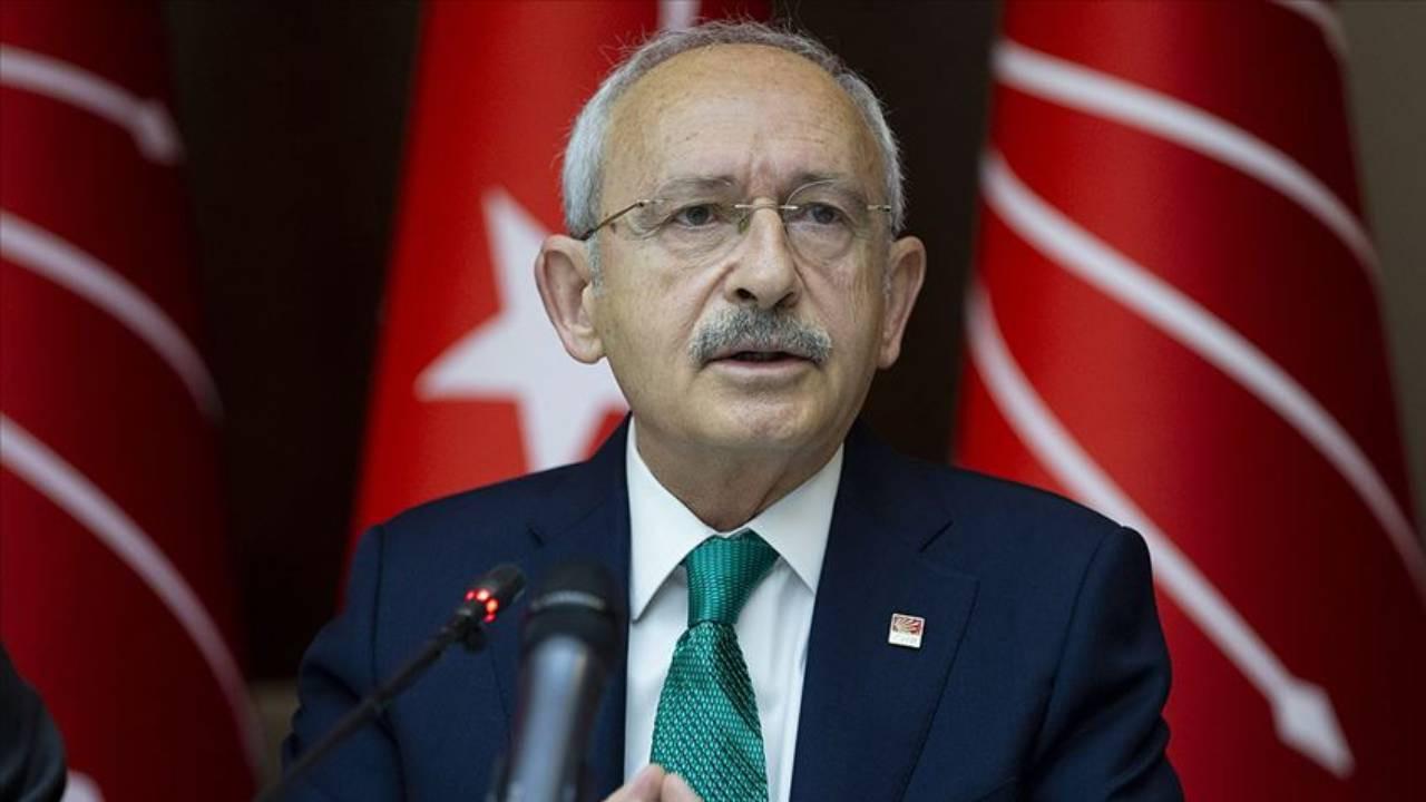 CHP Genel Başkanı Kılıçdaroğlu'ndan Cumhurbaşkanlığı adaylığı açıklaması