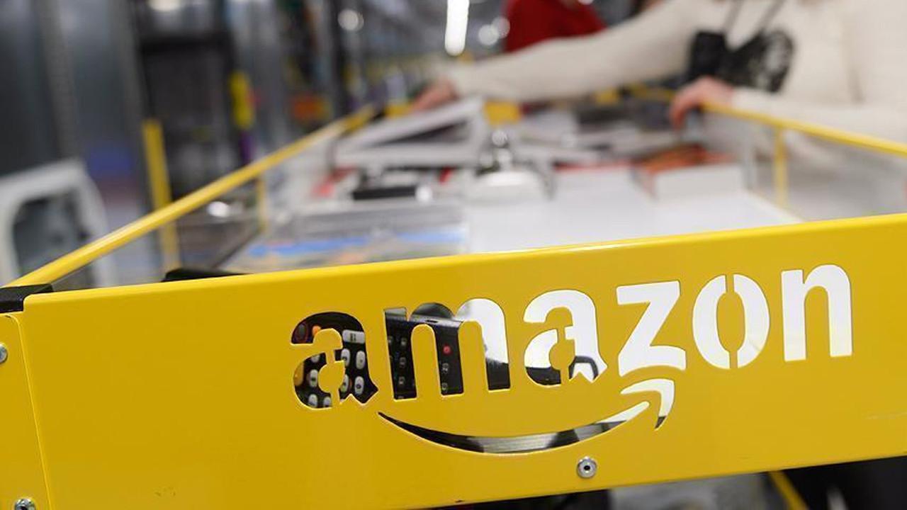 ABD'li e-ticaret devi Amazon'a 'antitröst' davası