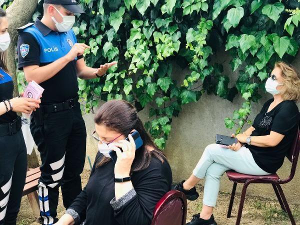 Üsküdar'da polis KADES uygulamasını tanıttı - Sayfa 3