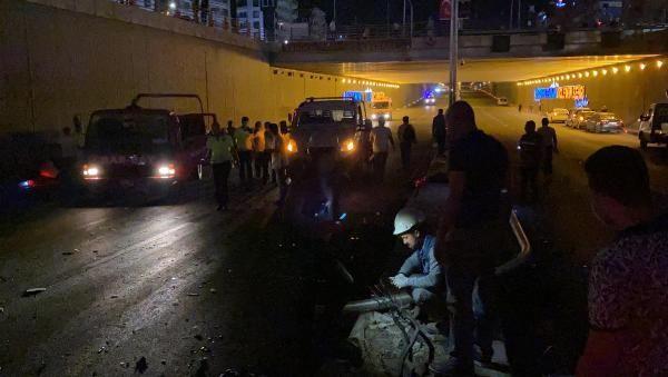 Diyarbakır'da 5 aracın karıştığı kazada 2 ölü, 8 yaralı - Sayfa 4