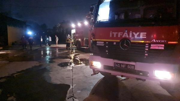 Kereste fabrikası alev alev yandı - Sayfa 4