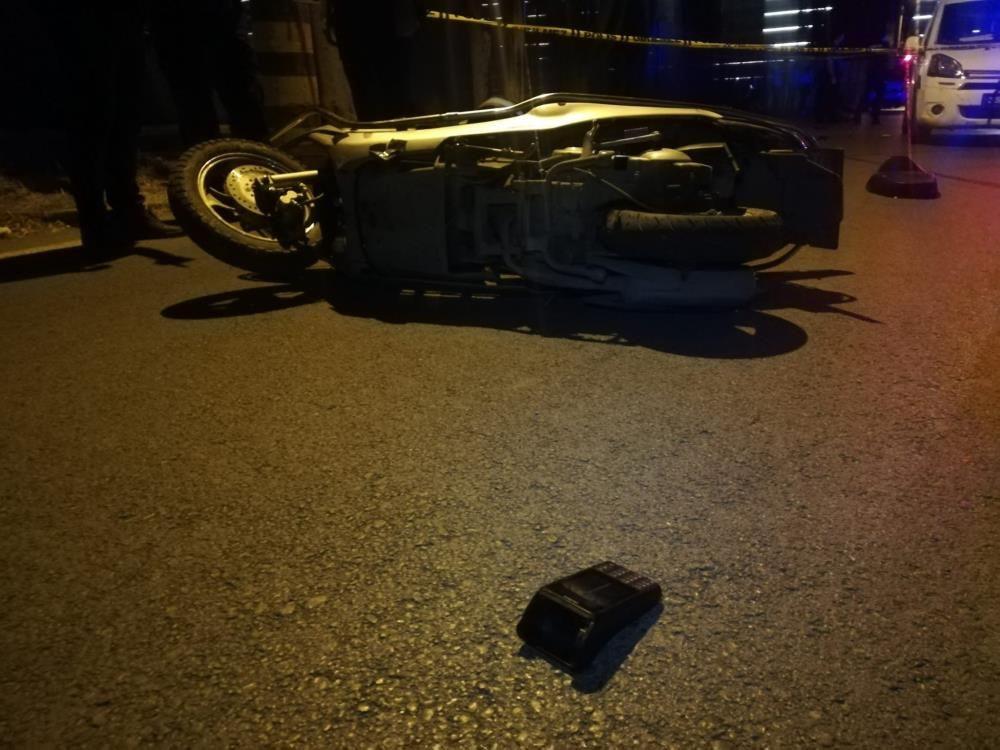 Üniversite öğrencisi moto kurye hayatını kaybetti - Sayfa 4