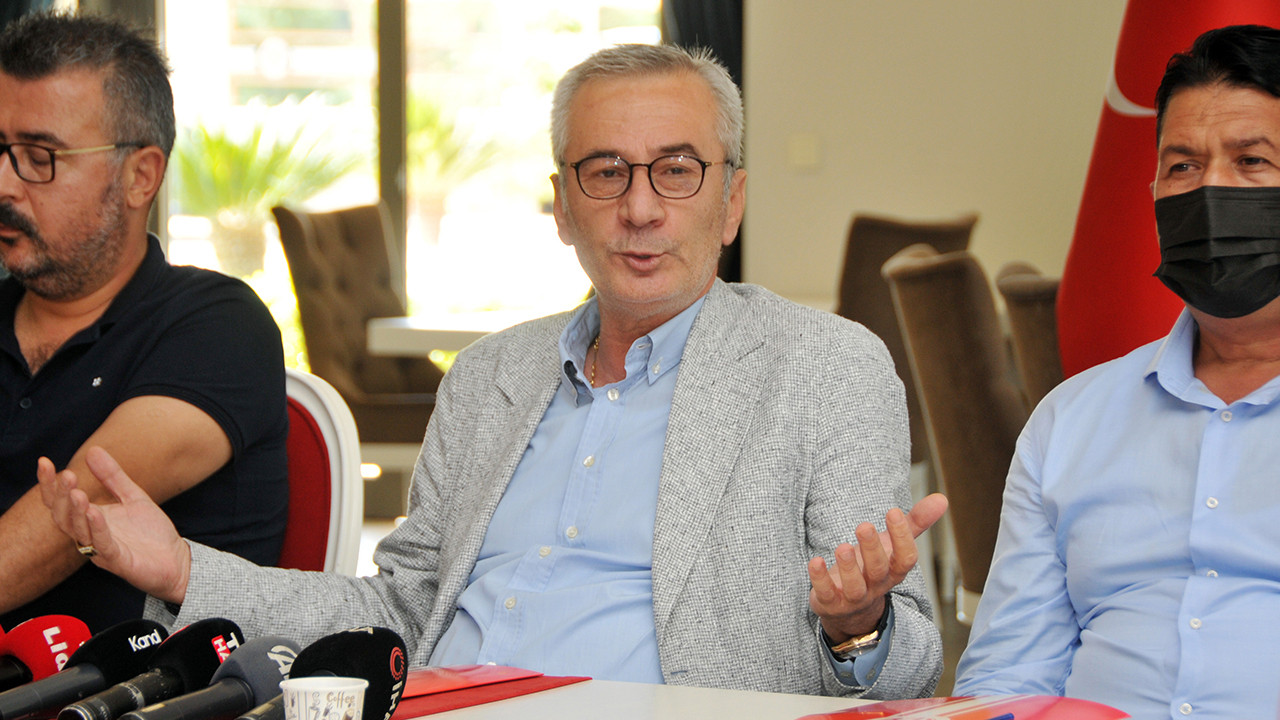 Antalyaspor Başkanı Mustafa Yılmaz istifa etti