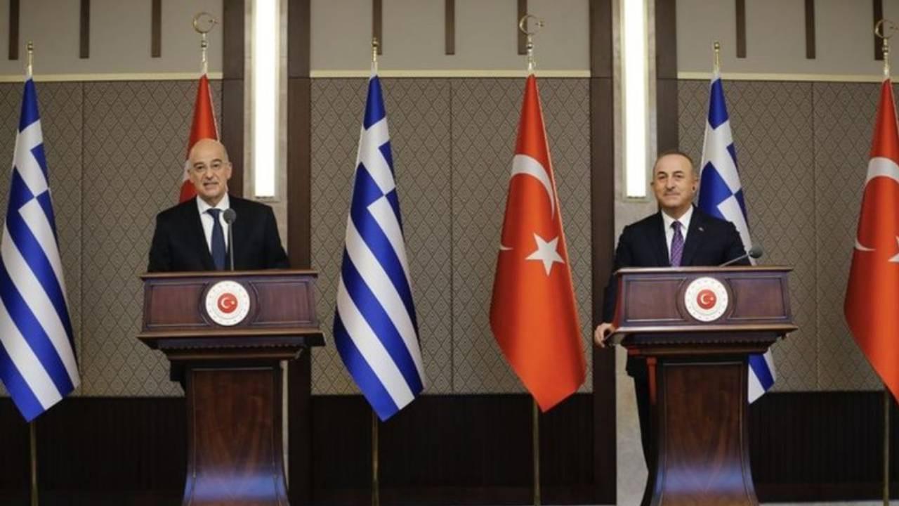 Çavuşoğlu duyurdu: Yunanistan'a gideceğim!
