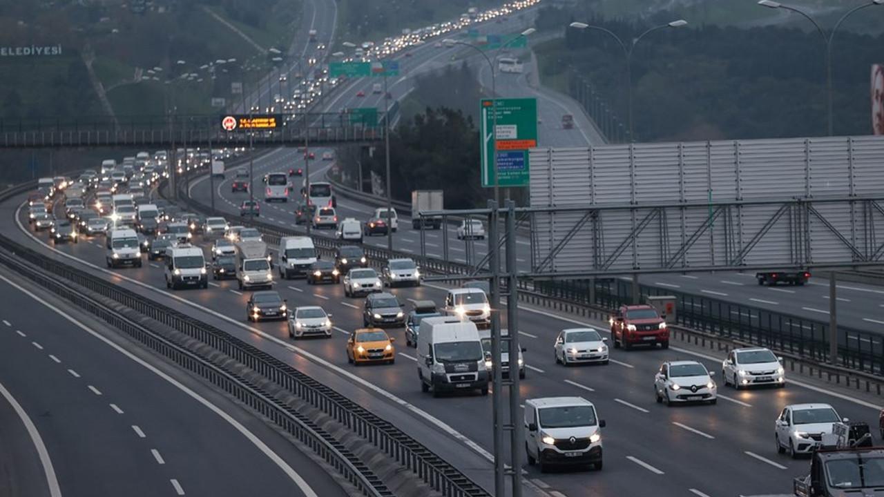 İstanbul trafiğinde son durum: Yüzde 70'i geçti