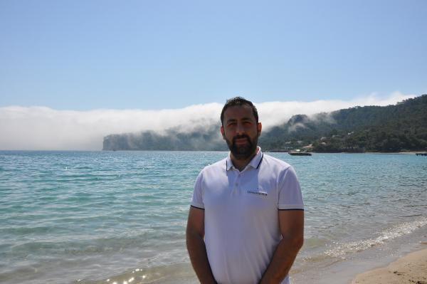 Denizdeki sis, turistleri şaşırttı - Sayfa 3