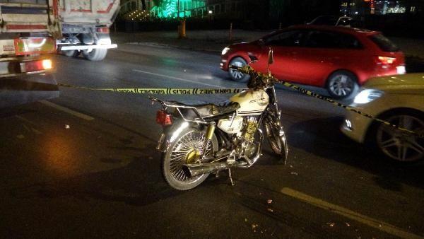 Motosiklet, TIR'a çarptı: 1 ölü, 1 yaralı - Sayfa 4