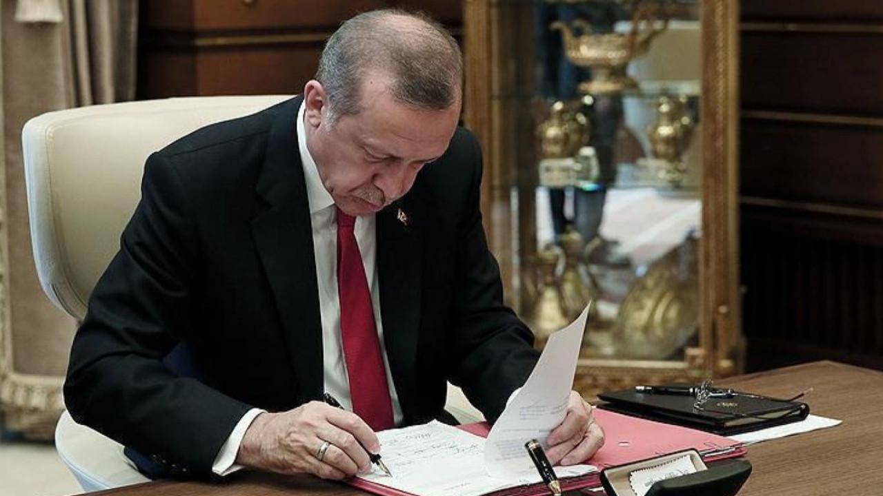 Cumhurbaşkanı Erdoğan 4 ismi HSK üyeliğine seçti! Varlık Fonu yöneticisi görevden alındı