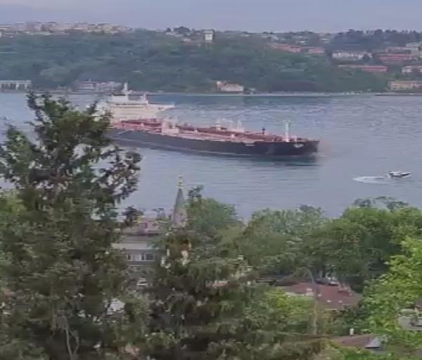 Ham petrol taşıyan tanker kıyıya sürüklendi; İstanbul Boğazı'nda trafik askıya alındı - Sayfa 2
