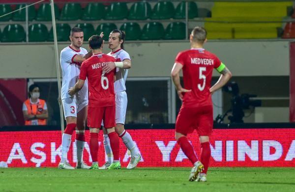 Milliler, EURO 2020 öncesi ilk provayı başarılı geçti - Sayfa 4