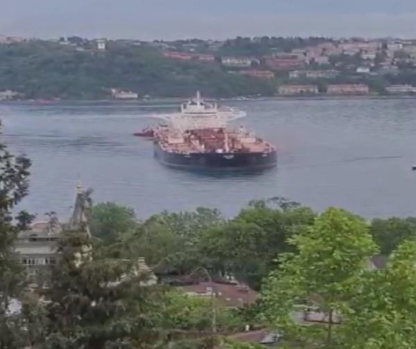 Ham petrol taşıyan tanker kıyıya sürüklendi; İstanbul Boğazı'nda trafik askıya alındı - Sayfa 4