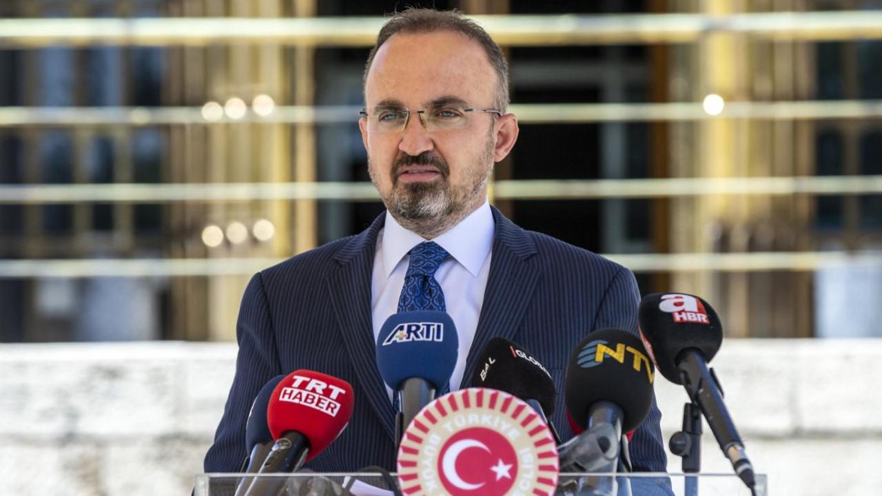 AK Partili Turan: Genel kanaatimiz seçim barajının indirilmesi yönünde