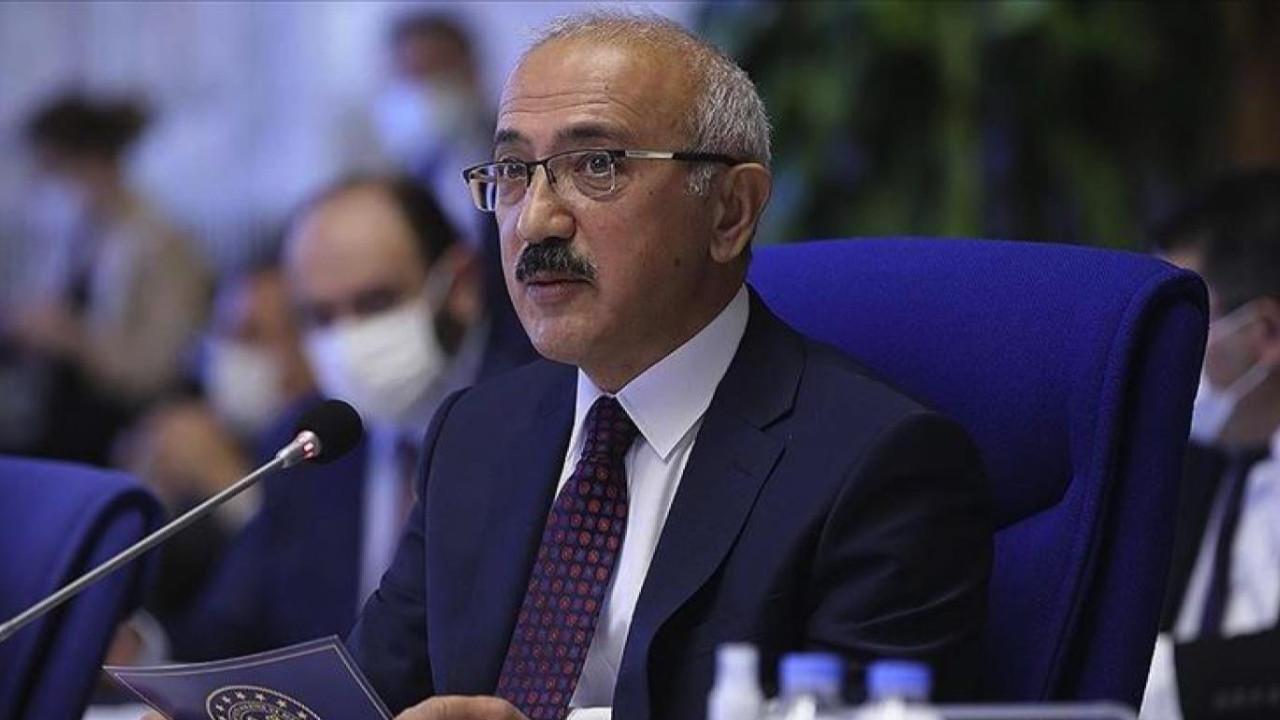 Bakan Elvan: Salgının başından bugüne kadar merkezi yönetim bütçesinden 79 milyar liralık harcama yaptık
