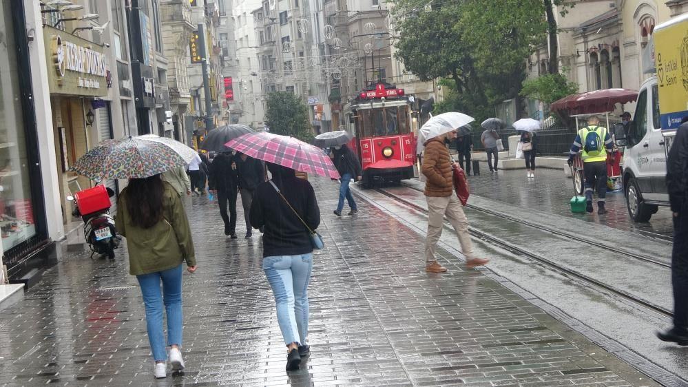 Meteoroloji uyardı: Hafta boyunca yağış var - Sayfa 1