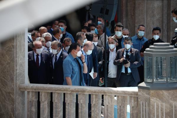 Taksim Camii ibadete açıldı - Sayfa 2