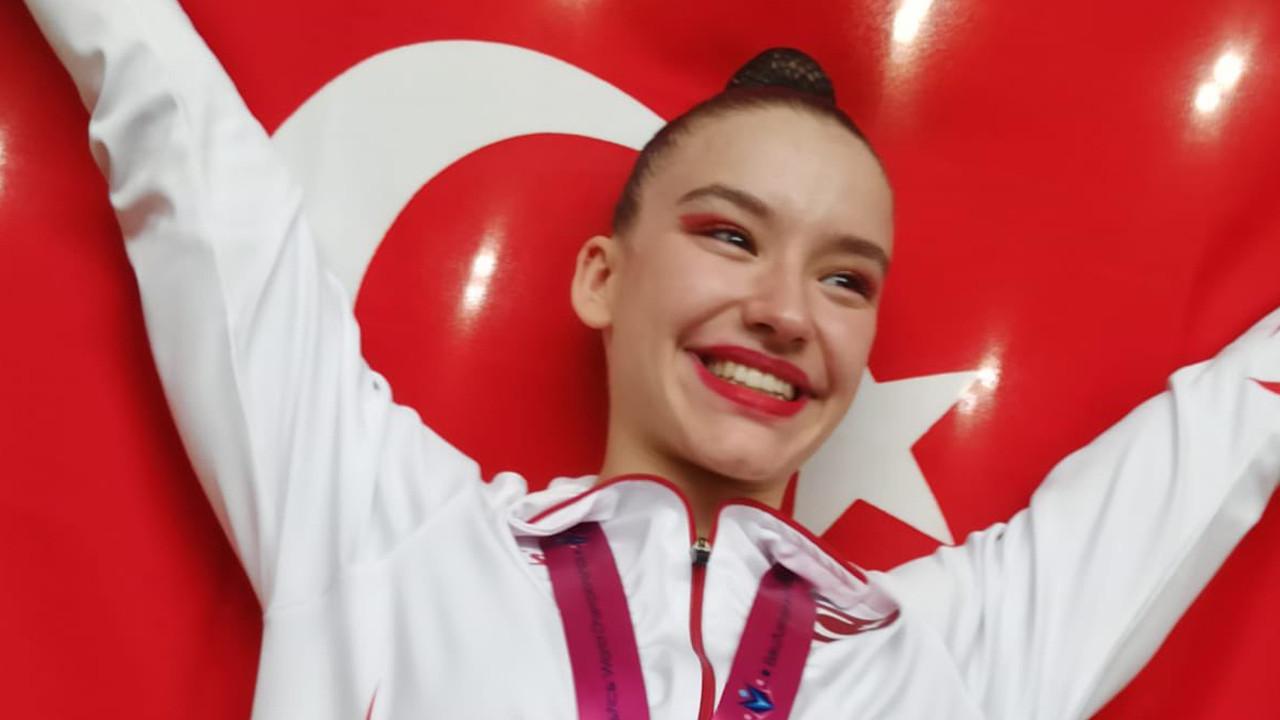 Erdoğan'dan Ayşe Begüm Onbaşı'ya tebrik telefonu