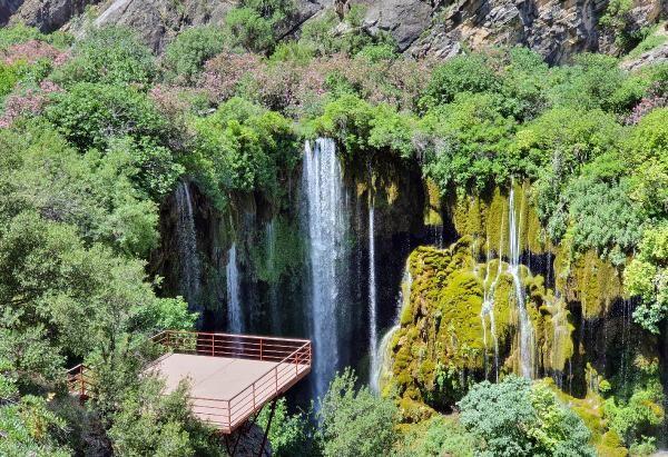 Mersin'in saklı cenneti: Yerköprü Şelalesi - Sayfa 1