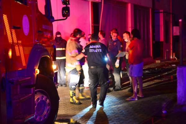 Adana'da ev yangını: 1 ölü, 3 yaralı - Sayfa 2