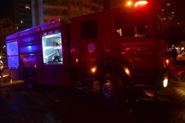 Adana'da ev yangını: 1 ölü, 3 yaralı - Sayfa 3