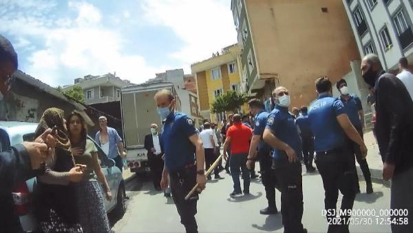 Kağıthane'de iki aile birbirine girdi, polis havaya ateş açtı - Sayfa 4