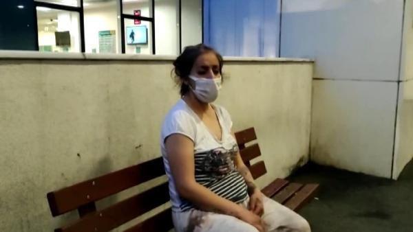 Esenler'de 4 aylık hamile kadın otomobilden yola atıldı - Sayfa 4