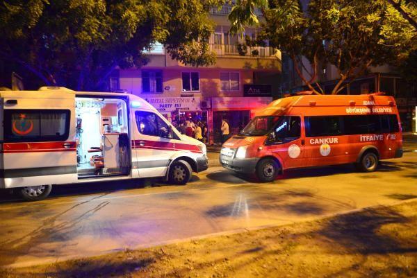 Adana'da ev yangını: 1 ölü, 3 yaralı - Sayfa 4