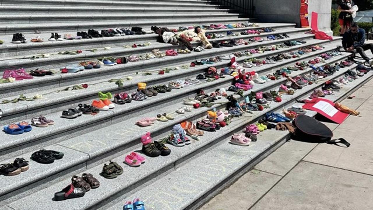 Kanada'da tüyler ürperten olay! Yatılı okulda 215 çocuğun ceset kalıntıları bulundu