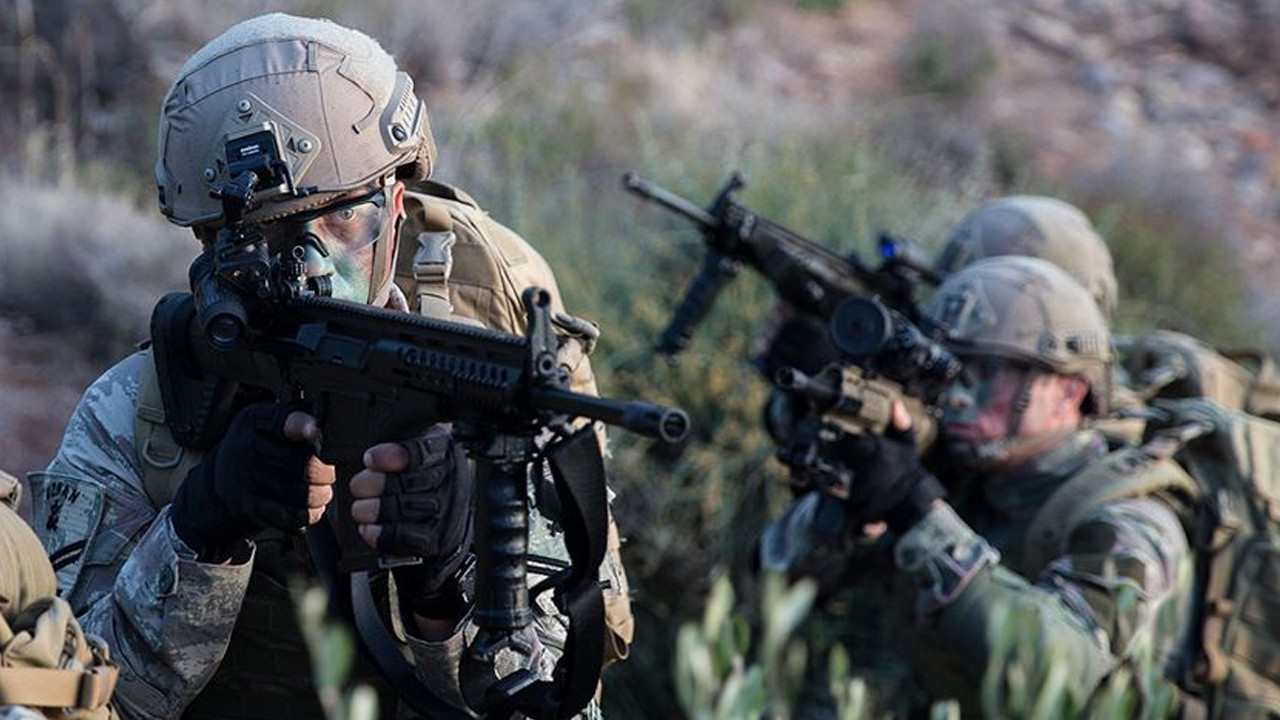 MSB: Pençe operasyonlarında 142 terörist öldürüldü