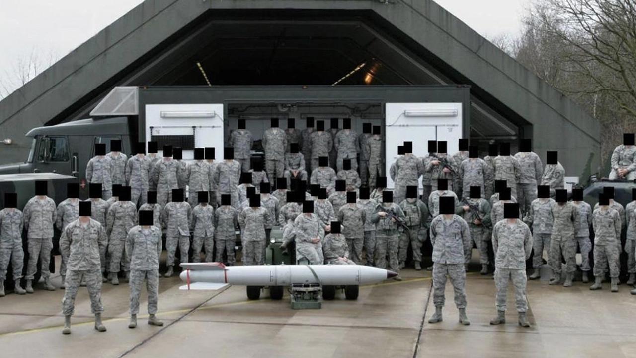 """ABD askerlerinden büyük hata; """"Yanlışlıkla"""" nükleer sırları ifşa ettiler"""