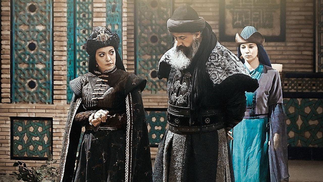 Uyanış Büyük Selçuklu dizisinde inanılmaz sahne; Türk dizi tarihinde bir ilk - Sayfa 1