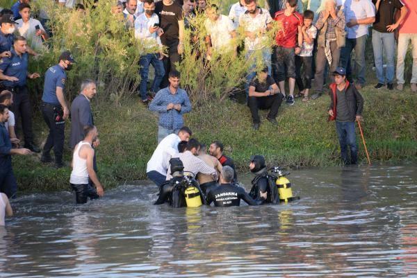 Dicle Nehri'nde akıntıya kapılan genç boğuldu - Sayfa 1