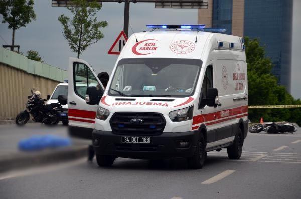 Avcılar'da motosiklet kazası : 1 ölü, 1 yaralı - Sayfa 2